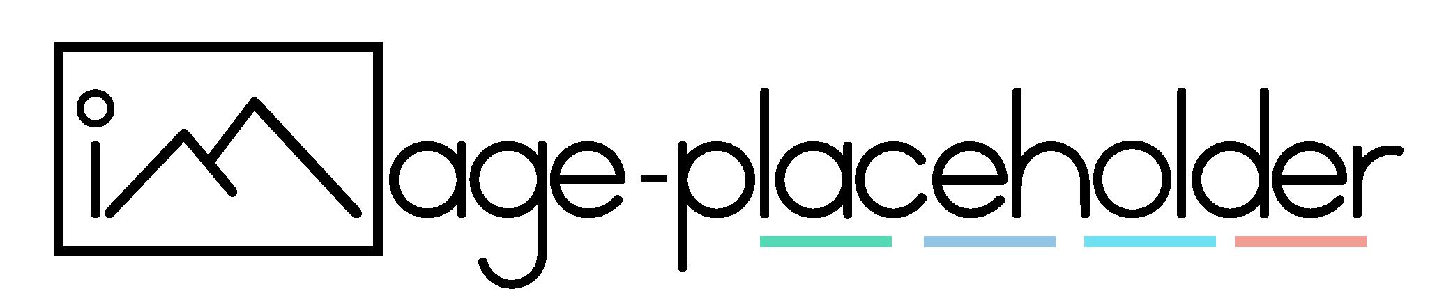 Image Placeholder Logo